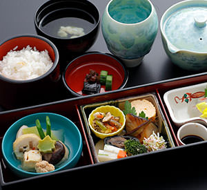『Kyoto Japanese style breakfast』Experience only in Kyoto